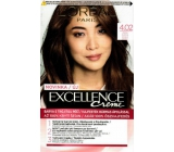 Loreal Paris Excellence Creme hair color 4.02 Brown rainbow