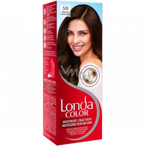Londa Color hair color 5/0 Medium brown