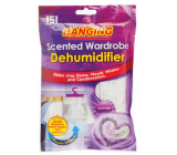 151 Hanging Lavender closet dehumidifier with a scent of 180 g