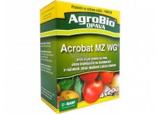 Acrobat MZ WG fungicide against grape, potato, tomato, cucumber and onion mold 4 x 20 g