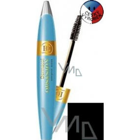 Dermacol Obsesión Volume & Length waterproof mascara shade black 12 ml