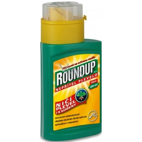 Roundup Aktiv destroys weeds and roots 280 ml