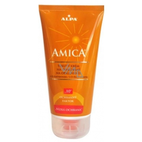 Alpa Amica F10 liquid sunscreen 150 ml