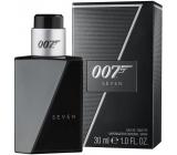 James Bond 007 Seven EdT 30 ml men's eau de toilette