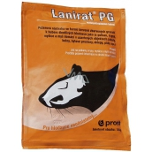 Prost Lanirat PG granules to control rats, rats, mice and domestic mice 100 g