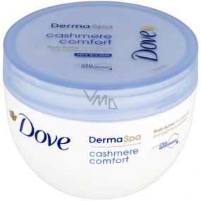 Dove Derma Spa Cashmere Comfort Body Butter 300 ml