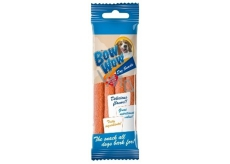 Bow Wow Jerky Bars smoked beef sticks 4 pieces