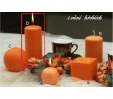 Lima Wellness Hřebíček aroma svíčka válec 60 x 120 mm