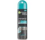Garnier Mineral Pure Active Antibacterial Actives 48h antiperspirant deodorant spray for men 150 ml