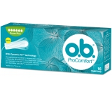 ob Pro Comfort Super Plus with Dynamic Fit tampons 16 pieces