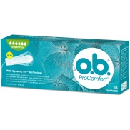 OB tampons PC Sup.Plus 16pcs NEW 1157