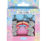 Me to You Key Ring Two-Piece Rainbow