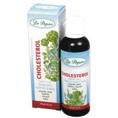Dr. Popov Cholesterol original herbal drops maintain normal blood fat levels, contribute to fat metabolism - cholesterol 50 ml