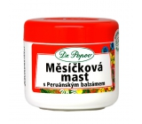 Dr. Popov Marigold ointment with peruvian balm for scars, pressure sores, calluses for tired legs, breathing 50 ml