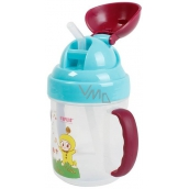 Baby Farlin Magic Cup non-flowing mug with straw 9+ months 200 ml AET-CP011-C