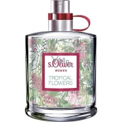 s.Oliver Tropical Flowers Women EdT 30 ml Tester