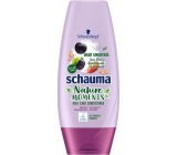 Schauma Nature Moments Acai fruit, almond milk and oatmeal balm for very dry and dry hair 200 ml