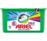 Ariel 3in1 Color Fresh Touch of Lenor Gel Wash Capsules 35 pieces 945 g