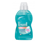 Perwoll Care & Refresh washing gel for synthetic and mixed fabrics, captures and neutralizes unwanted odors directly in the fabric 15 doses of 900 ml