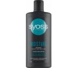 Syoss Moisture shampoo for dry and weakened hair 440 ml