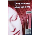 Henna Natural Hair Color Burgundy 121 powder 33 g