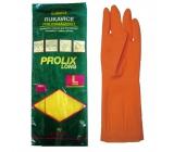 Bartoň Prolix Rukavice gumové velikost L praktické, ochranné rukavice 1 pár