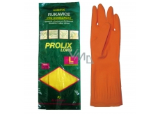 Bartoň Prolix Protective rubber gloves size L 1 pair