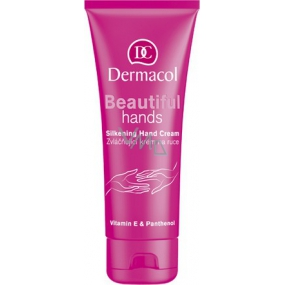 Dermacol Beautiful Hands emollient hand cream 100 ml
