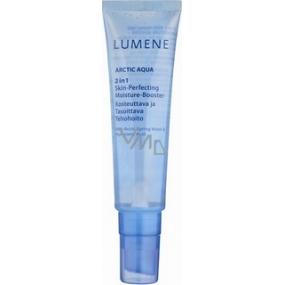 Lumene Arctic Aqua Moisture Booster 2in1 Perfecting Superhydration Care 35 ml