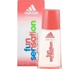 Adidas Fun Sensation EdT 30 ml eau de toilette Ladies