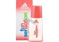 Adidas Fun Sensation EdT 30 ml eau de toilette Ladies