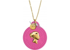 Ops! Objects Trésor Necklace OPSKCL-04 pink