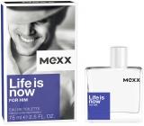Mexx Life Is Now for Him Eau de Toilette 75 ml