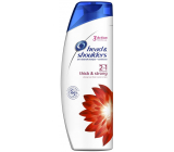 Head & Shoulders Thick & Strong 2 in 1 shampoo and hair balm against dandruff 360 ml