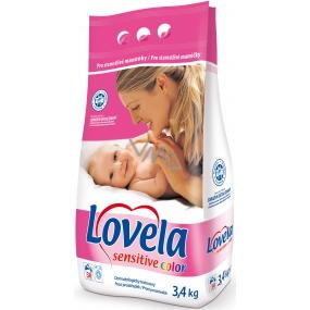 Lovela Color washing powder for colored laundry 3.4 kg
