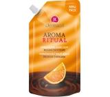 Dermacol Aroma Ritual Belgian Chocolate Harmonizing hand soap refill 500 ml