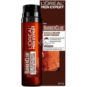 Loreal Men Exp.BarberClub Short Beard + Dace Moisturizer 50ml 0198