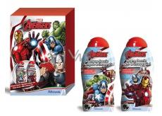 Marvel Avengers 2v1 shower gel & bath foam 300 ml + 2v1 shower gel & bath foam 300 ml exp.9 / 2018
