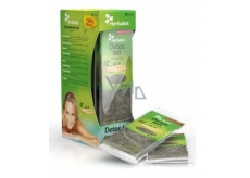 Herbalex detoxifying tea with ginseng 10 + 40% gratis