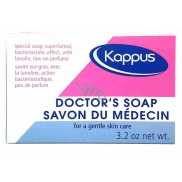 Kappus Antibacterial medical toilet soap soap with dexpanthenol and urea 100 g