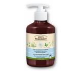 Green Pharmacy Chamomile and Lantoin gel for intimate hygiene for sensitive skin 370 ml