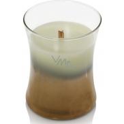 WoodWick Floral Nights Glass Medium / Fig Leaf & Tuberose