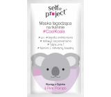 Selfie Project calm down. textile mask CoolKoalal 15ml
