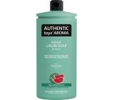 Authentic Toya Aroma Red Watermelon liquid soap refill 600 ml