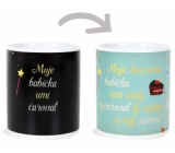 Albi Changing mug Grandma can conjure 310 ml