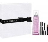 Givenchy Live Irresistible Blossom Crush Eau de Toilette for Women 50 ml + Noir Couture mini mascara 01 Black Satin 4 g + Magic Eye Pencil 01 Black 0.39 g, gift set