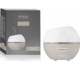 Millefiori Milano Hydro Half Sphere Dove Ultrasonic glass diffuser - Modern scent and humidification