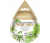 Marion Vegan Drop Hemp & Green Clay Smoothing Mask for Dry, Curly Hair 20ml