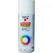 Schuller Eh klar Prisma Color Lack acrylic spray R9016 Traffic white matt 400 ml