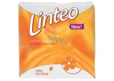 Linteo Classic white paper napkins 1-ply 33 x 33 cm 100 pieces
